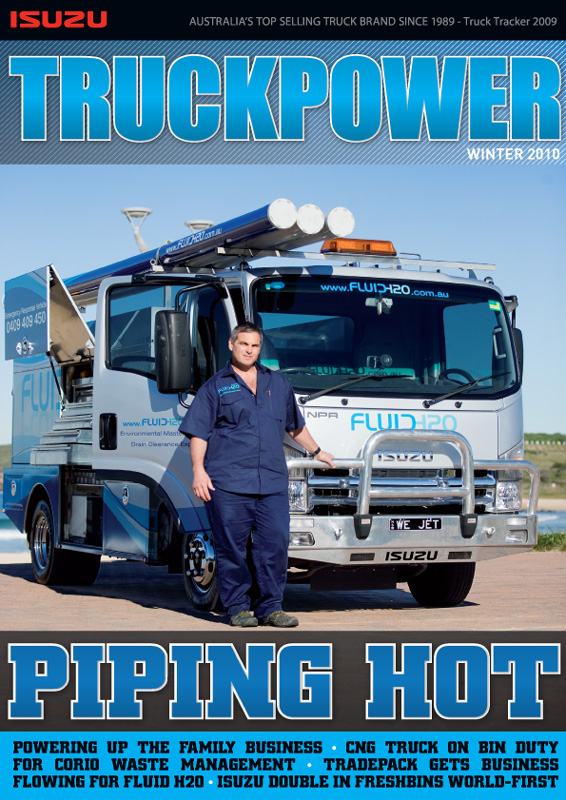 Truck Power Winter 2010 Cover